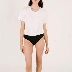 Smash & Tess white tshirt bodysuit